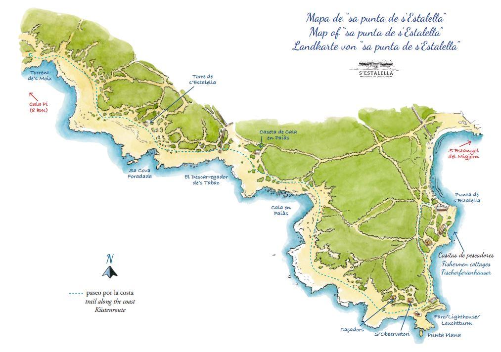 Hacer Agroturisme a Mallorca